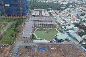 Cận cảnh 110 căn biệt thự 'xây chui' của Hưng Lộc Phát tại TP.HCM