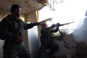 Syria: Khủng bố liên kết đánh nhiều mũi, Sư đoàn Tiger bị cầm chân ở Hama