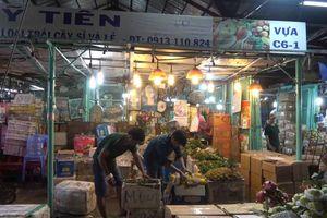 TP. Hồ Chí Minh: Ban hành giá dịch vụ tại chợ cho các quận, huyện
