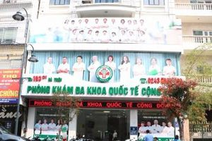 Hai Bà Trưng, Hà Nội: Ai chịu trách nhiệm về những sai phạm tại PKĐK Quốc tế Cộng Đồng?