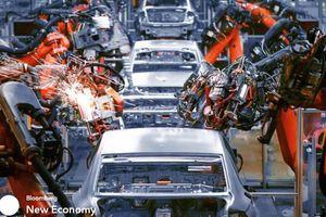 Trung Quốc chạy đua xây dựng 'binh đoàn' robot công nghiệp