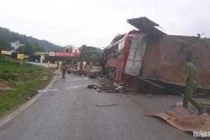 Danh tính 41 nạn nhân trong vụ xe phế liệu lao vào xe khách ở Hòa Bình