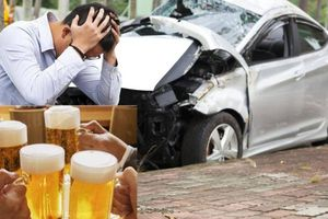 TP.HCM: Hai địa phương có TNGT tăng cao do rượu bia