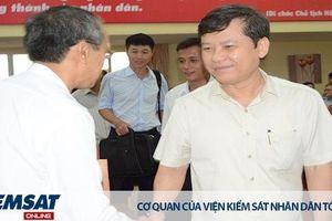 Viện trưởng VKSND tối cao Lê Minh Trí tiếp xúc cử tri tại TP. Hồ Chí Minh