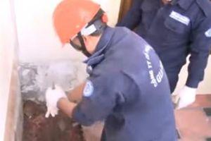 TP HCM: Triển khai lấp giếng khoan để giảm sụt lún, ngập nước