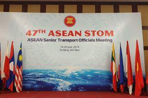 Việt Nam đăng cai Hội nghị các Quan chức cấp cao GTVT ASEAN lần thứ 47
