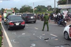 Bắt thêm một đối tượng để điều tra vụ giang hồ vây xe ô tô ở Đồng Nai