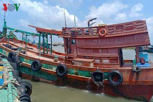 Bà Rịa– Vũng Tàu: Gấp rút lắp thiết bị giám sát hành trình tàu cá