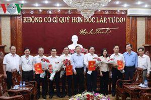 Giám đốc Sở TT-TT Bình Phước giữ chức Quyền Chủ tịch TP Đồng Xoài
