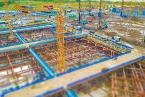 FECON khẳng định vị thế tiên phong với lĩnh vực nền móng, công trình ngầm