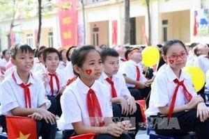 Kết quả bài kiểm tra vào chương trình song bằng tại Hà Nội