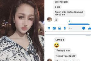 Vụ cô gái 19 tuổi bị người yêu sát hại ở Hà Nội: Xôn xao thông tin bạn trai ăn bám, còn vay nạn nhân 51 triệu đồng