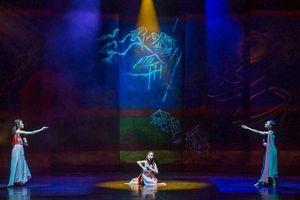 Biên đạo múa Hàn Quốc tiếp tục đưa truyện Kiều lên sân khấu