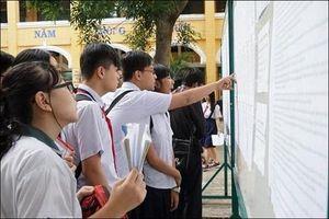Điểm chuẩn vào lớp 10 tại Hà Nội thấp hơn các năm trước