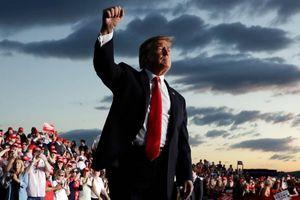 TT Trump khởi động chiến dịch tái tranh cử ở bang chiến địa
