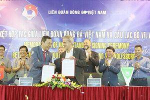 Thầy trò HLV Park Hang Seo có thêm cơ hội tập huấn tại châu Âu
