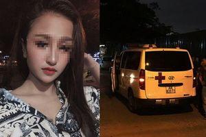 Hà Nội: Một cô gái trẻ bị sát hại ở phòng trọ