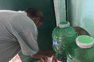 Quảng Ngãi: Hàng trăm hộ dân thiếu nước ngọt