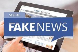 Dập tắt tin giả, xấu, độc trên mạng xã hội