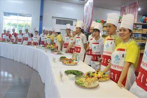 Ấn tượng hội thi 'Masterchef Khatoco' dành cho công nhân lao động