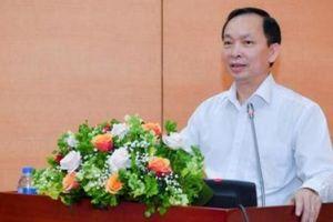 Phó Thống đốc Đào Minh Tú: 'Quan hệ giữa ngân hàng và doanh nghiệp không phải xin - cho'