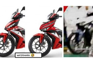 Honda Winner X lộ diện, ra mắt tháng 7 tại Việt Nam