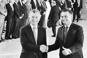Brazil và Argentina thúc đẩy hợp tác kinh tế