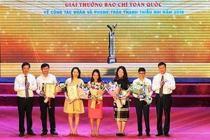 Báo Nhân Dân giành Giải nhất ảnh báo chí về công tác thanh niên