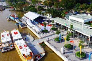 TP HCM 'mở bung' đường thủy