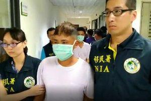 Nhiều lao động trái phép Việt Nam bị bắt tại Đài Loan