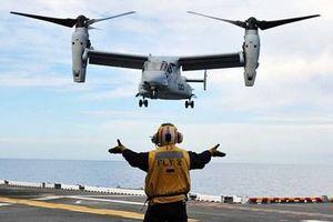 Boeing có thể ngừng sản xuất dòng trực thăng lưỡng thể V-22 Osprey