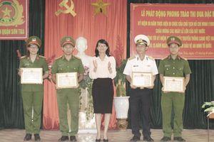 CAQ Sơn Trà phát động đợt thi đua đặc biệt