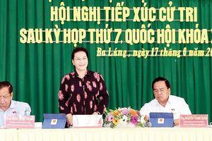 Mong Quốc hội tiếp tục phát huy vai trò chất vấn, giám sát