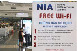 Bộ TTTT sẽ quản lí chặt các mạng WiFi miễn phí tại Việt Nam