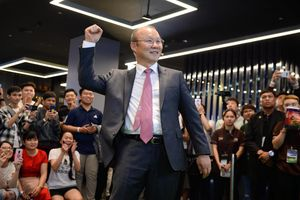 HLV Park Hang-seo: 'Huy chương vàng SEA Games là mục tiêu lớn nhất sắp tới'