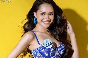 Thí sinh Miss World Việt Nam 2019 nuột nà bikini