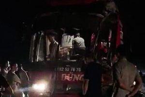 Hòa Bình: Lại xuất hiện tai nạn xe khách