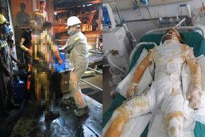 Hải Dương: Sụt lò luyện gang, 5 công nhân bị bỏng nặng