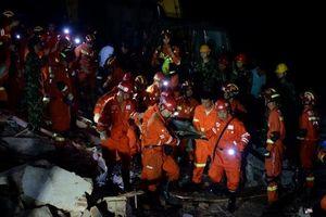 Trung Quốc: 133 người thương vong sau hai trận động đất mạnh ở Tứ Xuyên