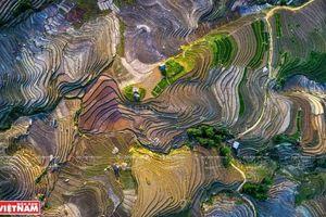 Phong cảnh Việt Nam - những bức hình tuyệt đẹp nhìn từ trên cao
