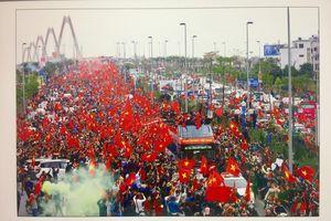 'Dấu ấn' của Câu lạc bộ phóng viên ảnh báo chí Hà Nội