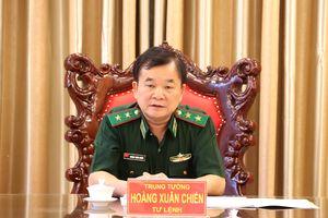 Khẩn trương hoàn tất công tác chuẩn bị phục vụ đoàn kiểm tra của Bộ Tổng Tham mưu QĐND Việt Nam