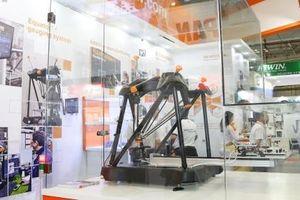 TP. HCM: 500 đơn vị tham gia Triển lãm thiết bị công nghệ 4.0