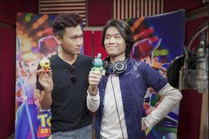 Quang Trung – Xuân Nghị hóa thân bộ đôi hài hước trong siêu phẩm 'Toy Story 4'