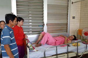 Bệnh viện Chợ Rẫy đưa nhầm bệnh nhân đi... khoan chân