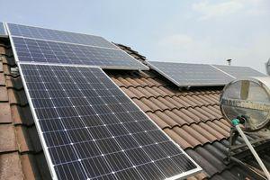 Ngân hàng cho vay lắp điện mặt trời áp mái