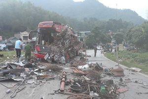 Tai nạn nghiêm trọng ở Hòa Bình: Phó Thủ tướng chỉ đạo khẩn trương khắc phục hậu quả