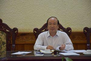 Khẩn trương rà soát, tiếp thu hoàn thiện báo cáo sơ kết 5 năm triển khai thi hành Hiến pháp