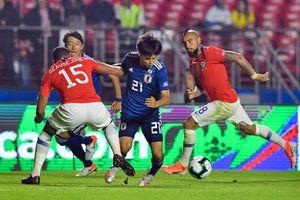 Sanchez tỏa sáng, Chile thắng đậm Nhật Bản 4-0!