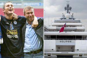 Abramovich chốt hợp đồng Lampard trên siêu du thuyền